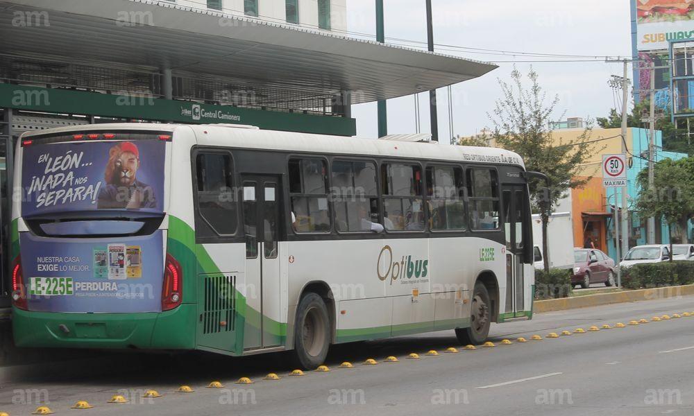 Resultado de imagen para camion transporte publico leon am