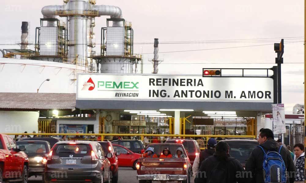 Resultado de imagen para refinería salamanca am.com.mx