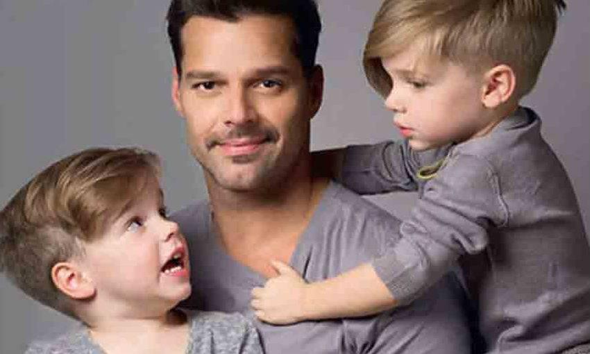 Quién Es La Mamá De Los Hijos De Ricky Martin Usuarios Aseguran Que